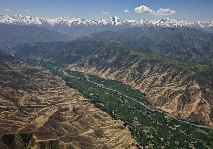 האתגר – אפגניסטן