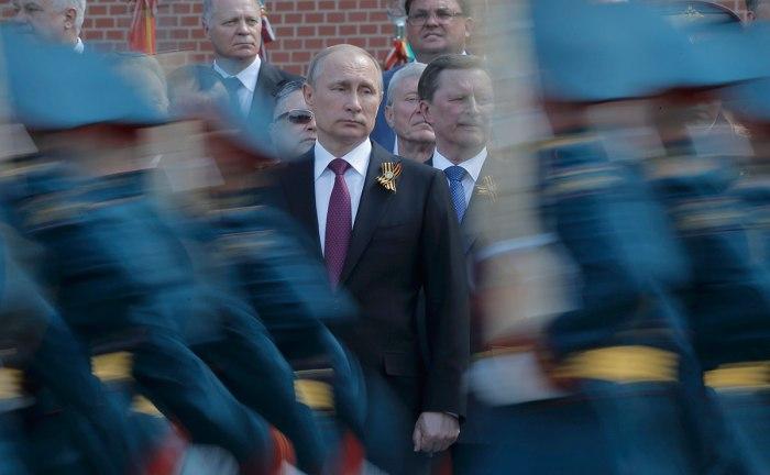 העולם על-פי מוסקבה: הביקורת שלפוטין